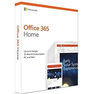 Microsoft Office 365 Home Premium ENG (BOX) - Office