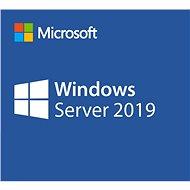 Microsoft Windows Server Standard 2019 x64 EN, 16 CORE (OEM) - hlavní licence - Operační systém