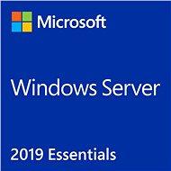 Microsoft Windows Server Essentials 2019 x64 CZ, 1-2 CPU (OEM) - Operating System