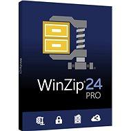 WinZip 24 Pro (elektronická licence) - Kancelářský software
