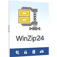 WinZip 25 Standard (elektronická licence) - Kancelářský software