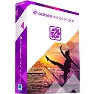 ACDSee Photo Editor 10 (elektronická licence) - Grafický software