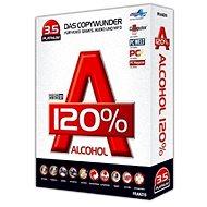 Alcohol 120% Lifetime (elektronická licence) - Kancelářský software