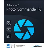 Ashampoo Photo Commander 16 EN (elektronická licence) - Grafický software