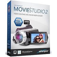 Ashampoo Movie Studio 2 (Electronic License) - Video Editing Software