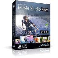 Ashampoo Movie Studio Pro 3 (Electronic License) - Office Software