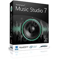 Ashampoo Music Studio 7 (elektronická licence) - Audio software