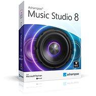 Ashampoo Music Studio 8 (elektronická licence)