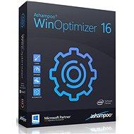 Ashampoo WinOptimizer 16 (elektronická licence) - Elektronická licence
