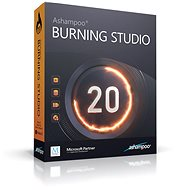 Ashampoo Burning Studio 20 (elektronická licence) - Elektronická licence