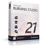Ashampoo Burning Studio 21 (elektronická licence) - Vypalovací software