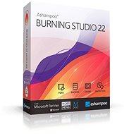 Ashampoo Burning Studio 22 (elektronická licence) - Vypalovací software