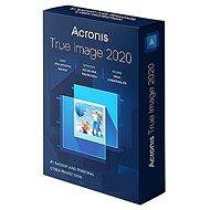 Acronis True Image 2020 pro 5 PC (elektronická licence) - Zálohovací software