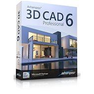 Ashampoo 3D CAD Professional 6  (elektronická licence) - Grafický software