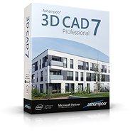 Ashampoo 3D CAD Professional 7 (elektronická licence) - Kancelářský software