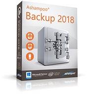 Ashampoo Backup 2018 (elektronická licence) - Zálohovací software