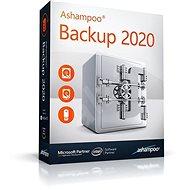 Ashampoo Backup 2020 (elektronická licence) - Kancelářský software