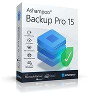 Ashampoo Backup Pro 15 (elektronická licence) - Zálohovací software