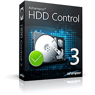 Ashampoo HDD Control 3 (elektronická licence) - Software pro údržbu PC