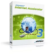 Ashampoo Internet Accelerator 3 (elektronická licence) - Software pro údržbu PC