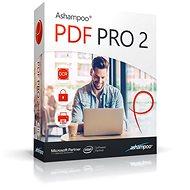 Ashampoo PDF Pro 2 (elektronická licence) - Elektronická licence