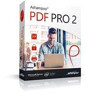 Ashampoo PDF Pro 2 (elektronická licence) - Kancelářský software