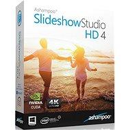 Ashampoo Slideshow Studio HD 4 (elektronická licence) - Kancelářský software