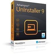 Ashampoo UnInstaller 9 (elektronická licence) - Kancelářský software