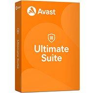Avast Ultimate pro 1 počítač na 12 měsíců (elektronická licence) - Elektronická licence