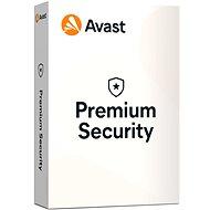 Avast Premium Security for Windows pro 1 počítač na 12 měsíců (elektronická licence) - Antivirus