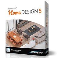Ashampoo Home Design 5 (elektronická licence) - Kancelářský software