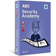AEC Security Academy Business Pack na 12 měsíců (elektronická licence)