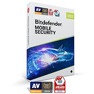 Bitdefender Mobile Security pro Android pro 1 zařízení na 1 rok (elektronická licence) - Antivirus