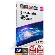 Bitdefender Total Security pro 5 zařízení na 1 měsíc (elektronická licence)
