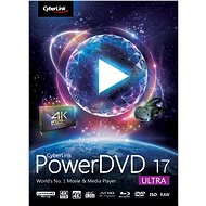 Cyberlink PowerDVD 17 Ultra (Electronic License) - Electronic license