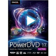 Cyberlink PowerDVD 17 Ultra (Electronic License) - Office Software