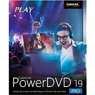 Cyberlink PowerDVD 19 Pro (elektronická licence) - Elektronická licence
