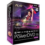 Cyberlink PowerDVD 19 Ultra (elektronická licence) - Elektronická licence