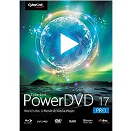 Cyberlink PowerDVD 17 Pro (Electronic License) - Office Software