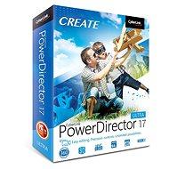 CyberLink PowerDirector 17 Ultra (elektronická licence) - Elektronická licence