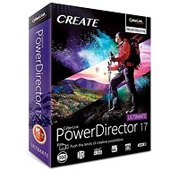 CyberLink PowerDirector 17 Ultimate (Electronic License) - Office Software