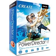 CyberLink PowerDirector 17 Ultra (Electronic License) - Office Software