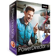 CyberLink PowerDirector 19 Ultimate (elektronická licence)