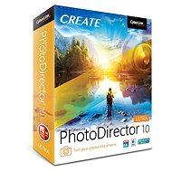 CyberLink PhotoDirector 10 Ultra (elektronická licence) - Elektronická licence