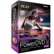 Cyberlink PowerDVD 20 Ultra (elektronická licence)