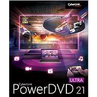 Cyberlink PowerDVD 21 Ultra (Electronic License)
