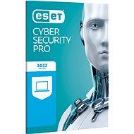 ESET Cyber Security Pro 1 MAC na 12 měsíců (elektronická licence) - Internet Security