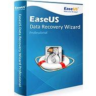 EaseUs Data Recovery Wizard Professional (elektronická licence) - Zálohovací software