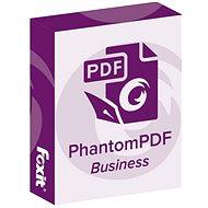 Foxit PhantomPDF Business 9 (elektronická licence) - Elektronická licence
