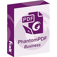 Foxit PhantomPDF Business 10 (elektronická licence)